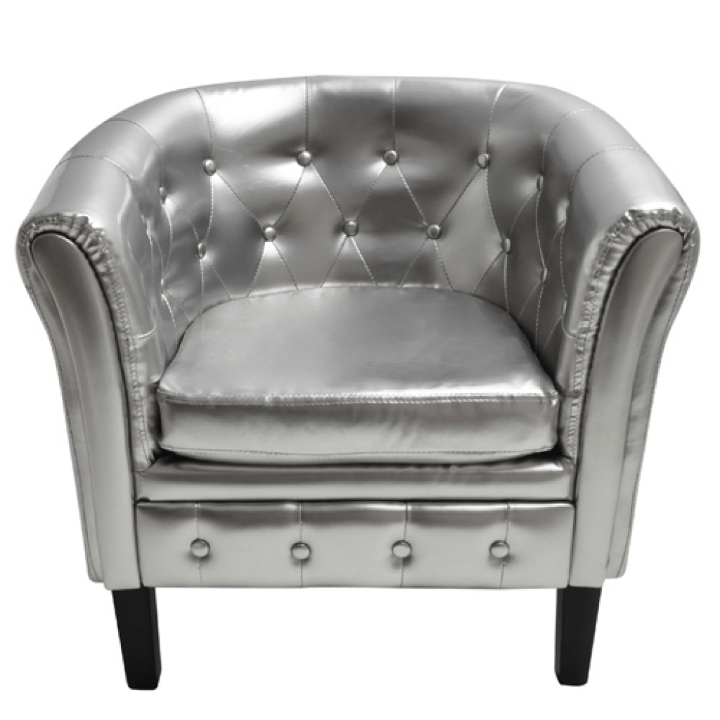 Chesterfield Sessel Nur 112 21 Chesterfield Sessel Silber Lovdock