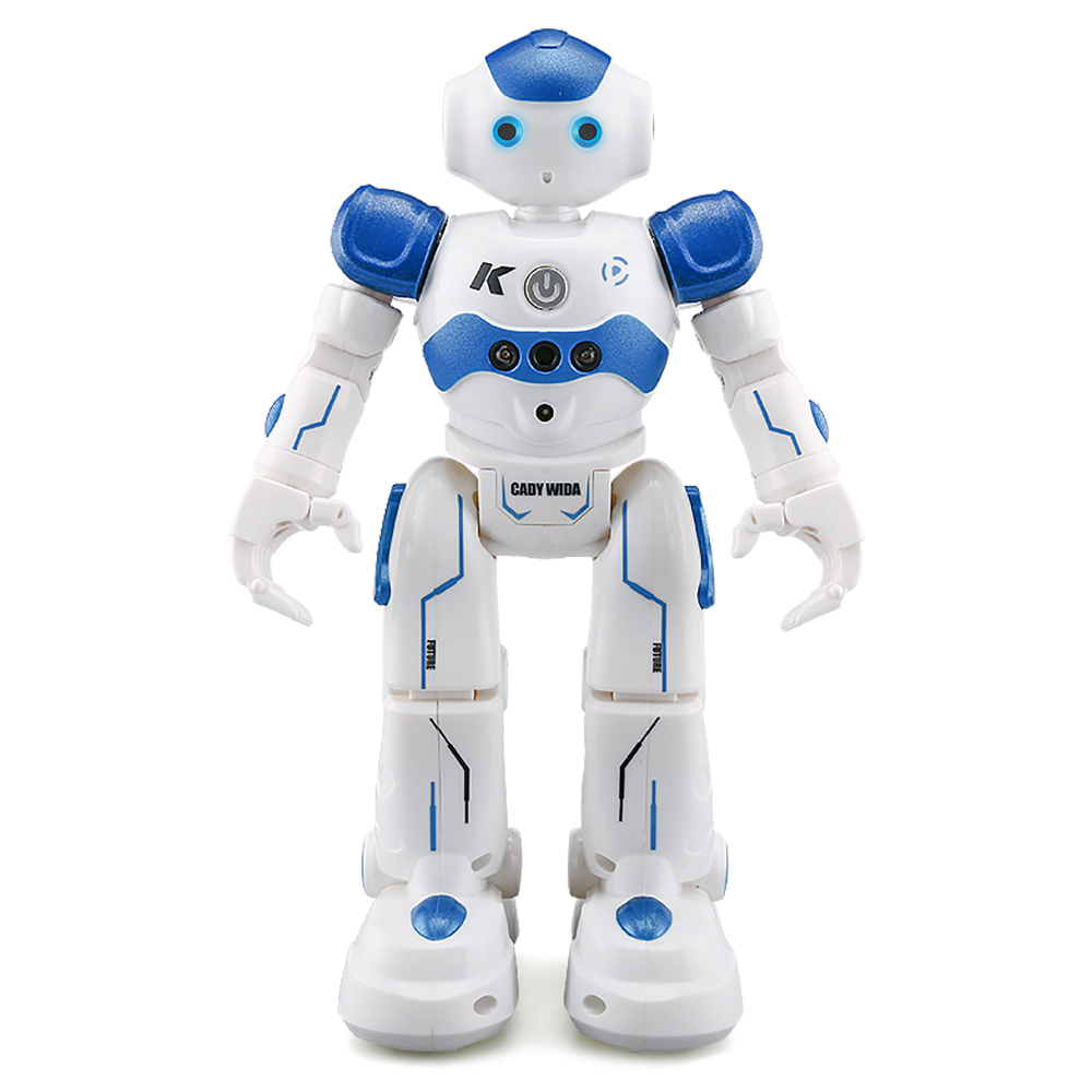 Children Robot Jjr C R2 Cady Wida Intelligent Programming Gesture Control Robot Rc Toy Gift For Children Kids Entertainment