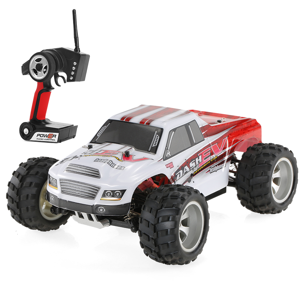Rtr Rc Trucks Electric Wltoys A979 B 2 4g 1 18 Scale 4wd 70km H High Speed Electric Rtr Monster Truck Rc Car
