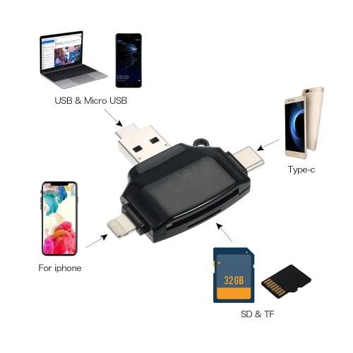 Medium Crop Of Iphone Sd Card Reader
