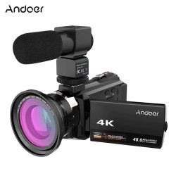 Small Crop Of 1080p Video Camera