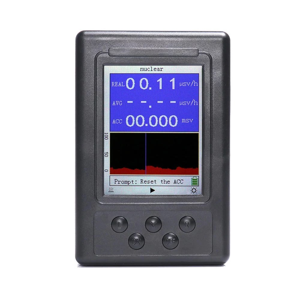 Multimeter Gamma Nuclear Radiation Detector Beta Gamma X Ray Tester Sales Online Tomtop