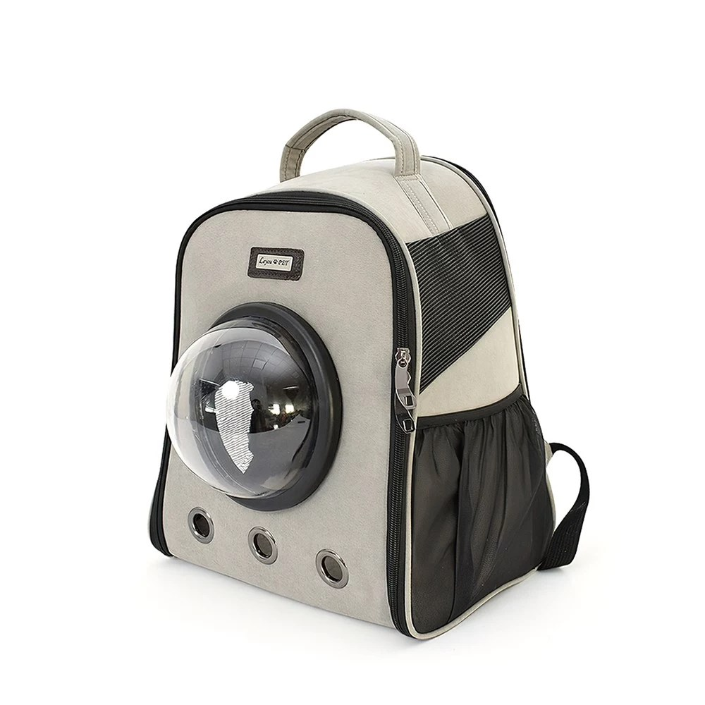 Pet Carrier On Sale Best Pet Carrier Backpack Space Capsule Dog Grey Sale Online Shopping Cafago