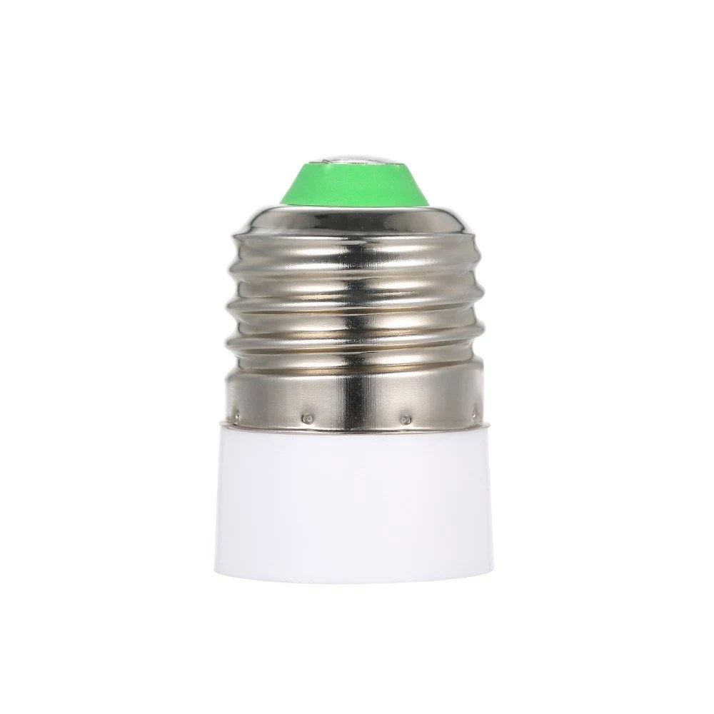 E14 E27 Adapter E27 To E14 Base Socket Led Light Lamp Bulb Adapter Converter Splitter Sales Online Tomtop
