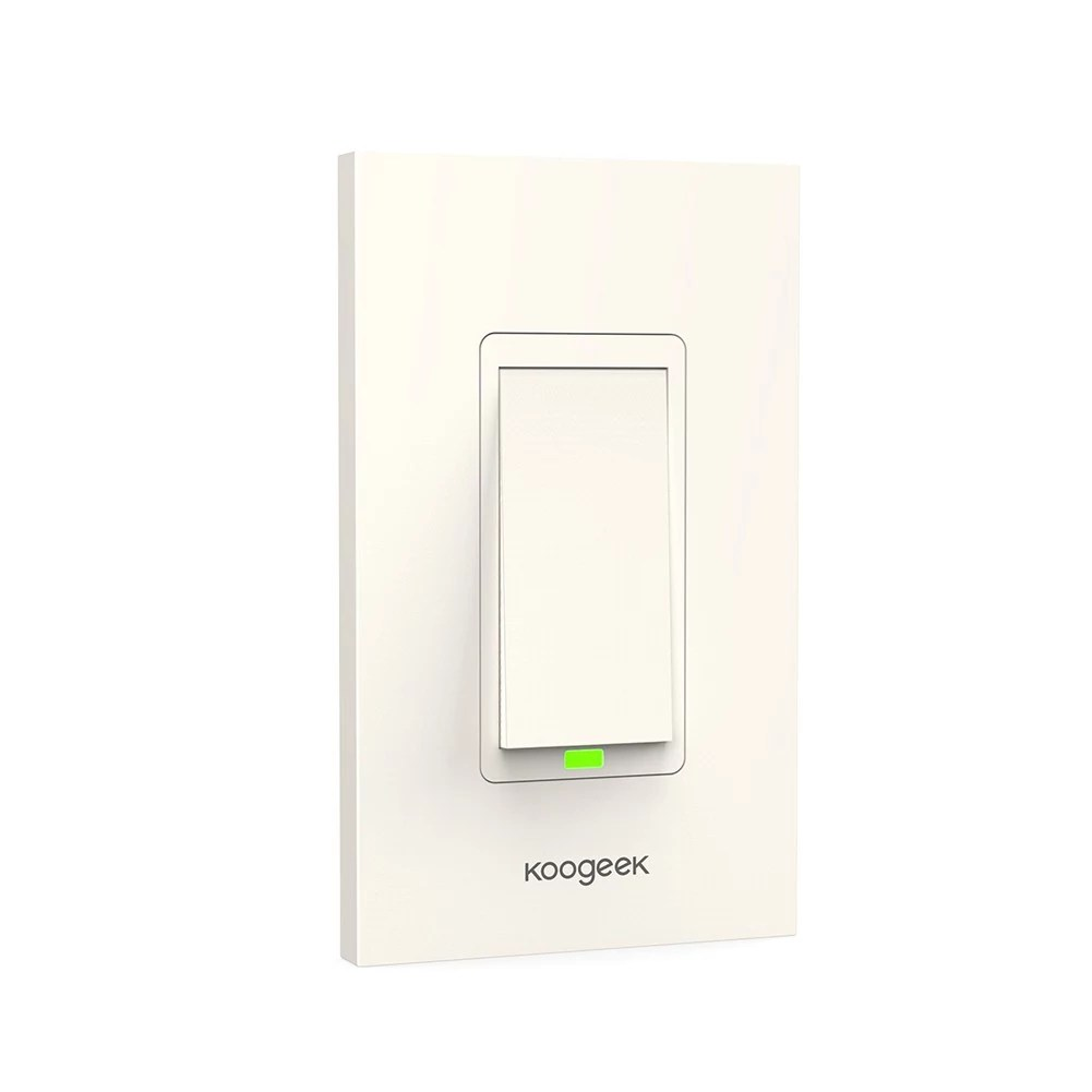 Switch Light Wi Fi Enabled Smart Light Switch Koogeek
