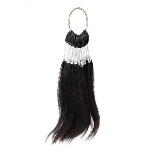 Salon Hair Extensions Color Rings Hair Color Chart Human Hair Sample