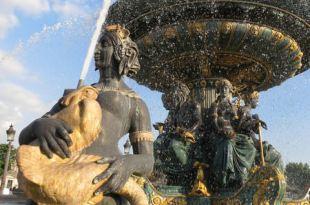 [旅遊] 巴黎第一天:杜樂麗花園+協和廣場