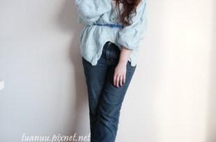 [Outfit] 30天重複穿搭挑戰賽~軟軟綿花糖style