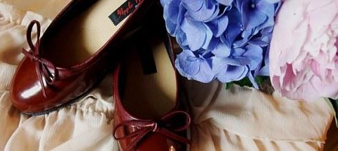 [分享] 好穿的蝴蝶結娃娃芭蕾鞋(applenana)