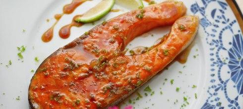 [食譜] 幽庵燒鮭魚做法(超簡單日式燒烤鮭魚)