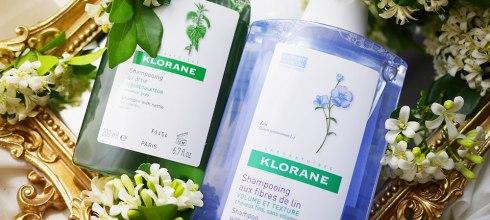 [髮品] KLORANE蔻蘿蘭澎鬆洗髮精,真能洗出空氣感!