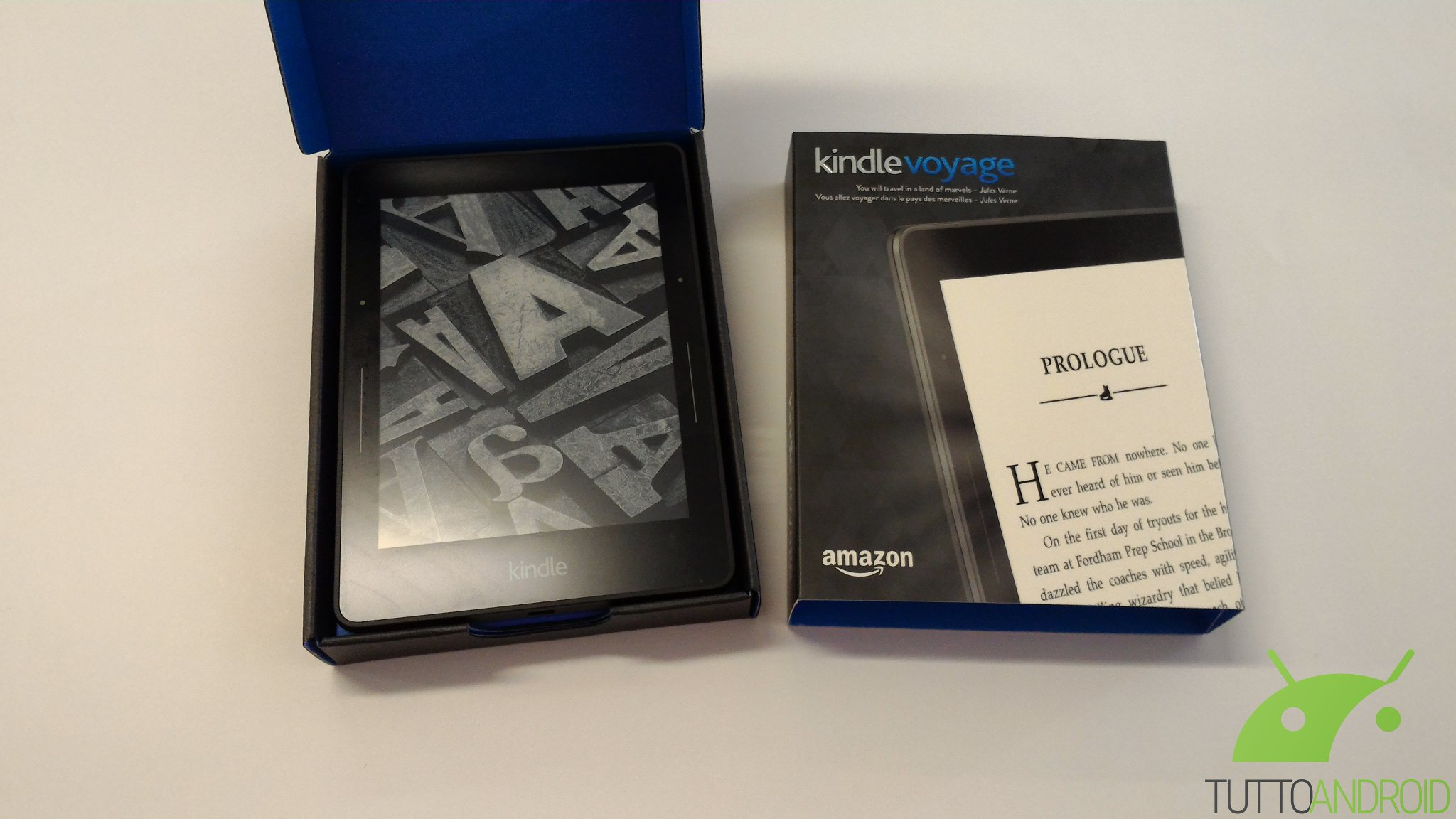 Amazon kindle oasis news ecco l atteso refresh dell ebook reader