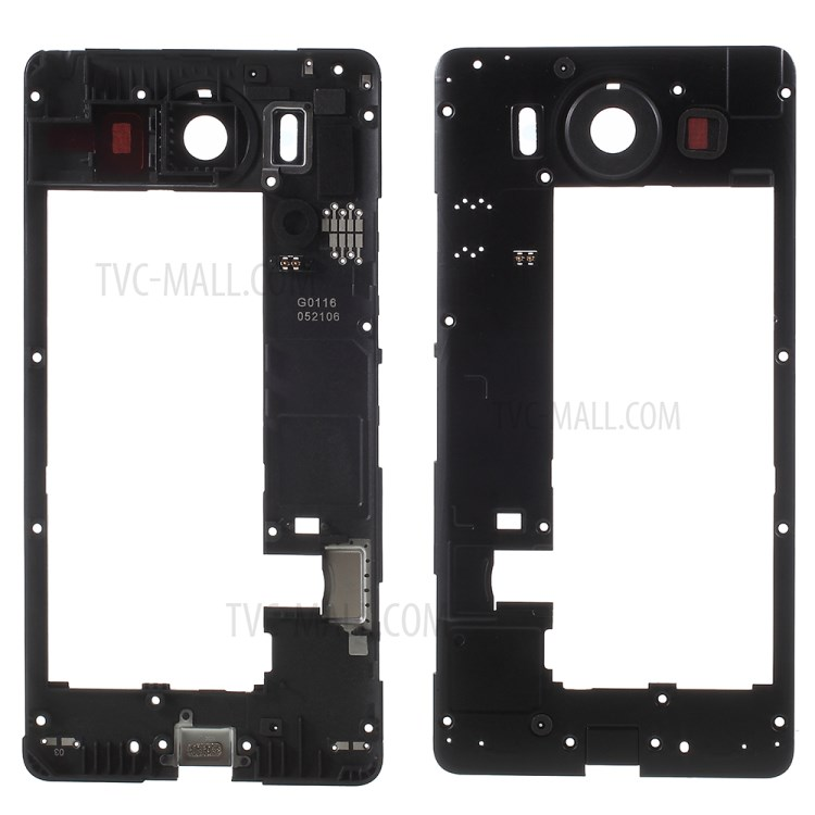 OEM Middle Plate Frame Replacement Part for Microsoft Lumia 950-TVC