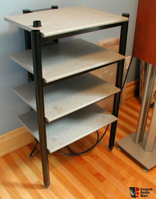 Hifi Rack Ltd Atlantis 4-shelf Audio Rack Photo #20966 - Us Audio Mart