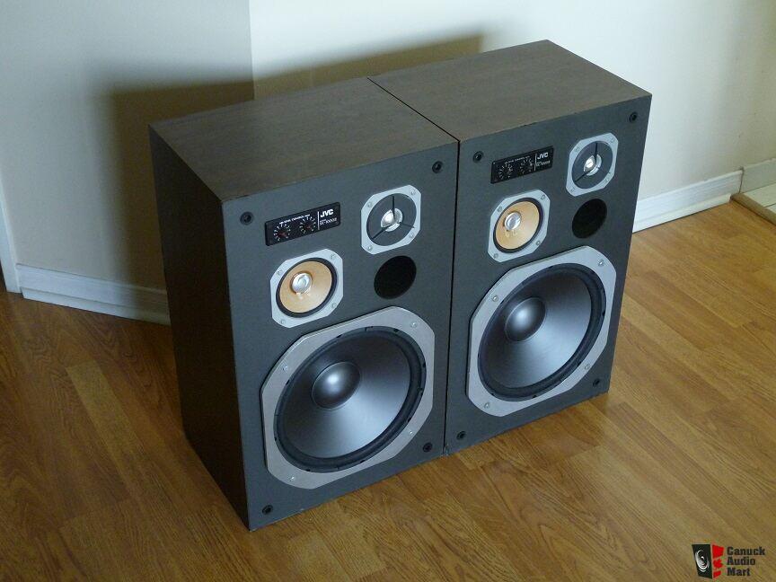 Vintage Jvc Sk 1000 Ii Speakers For Sale Photo 592024