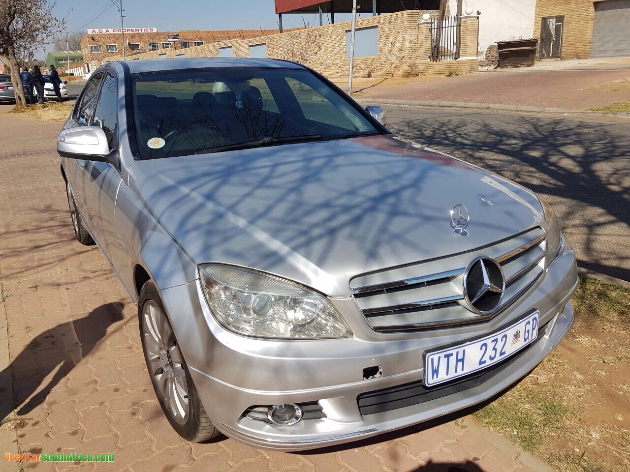 Car Cd Shuttle For Sale 2009 Mercedes Benz C200 Used Car For Sale In Johannesburg