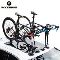 ROCKBROS Bicycle Rack Suction Roof-Top Bike Car Racks ...
