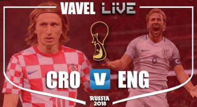 Resumen Croacia 2-1 Inglaterra en Mundial Rusia 2018 | VAVEL.com