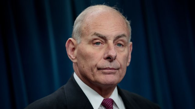White House Chief of Staff John Kelly will leave his job at the end
