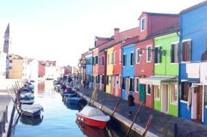 義大利 • 布拉諾島 – 走進童話故事裡~ Burano Island