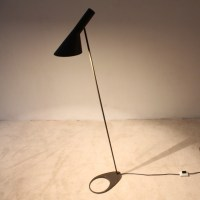 AJ Floor Lamp from the fifties by Arne Jacobsen for Louis ...