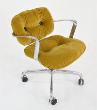 Mid-Century Hannah Morrison for Knoll Desk Chair, 1950s ...