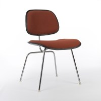 Original Herman Miller Eames Upholstered DCM Chair | #66699