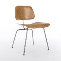 Original Evans Vintage Eames DCM Dining Chair | #69412