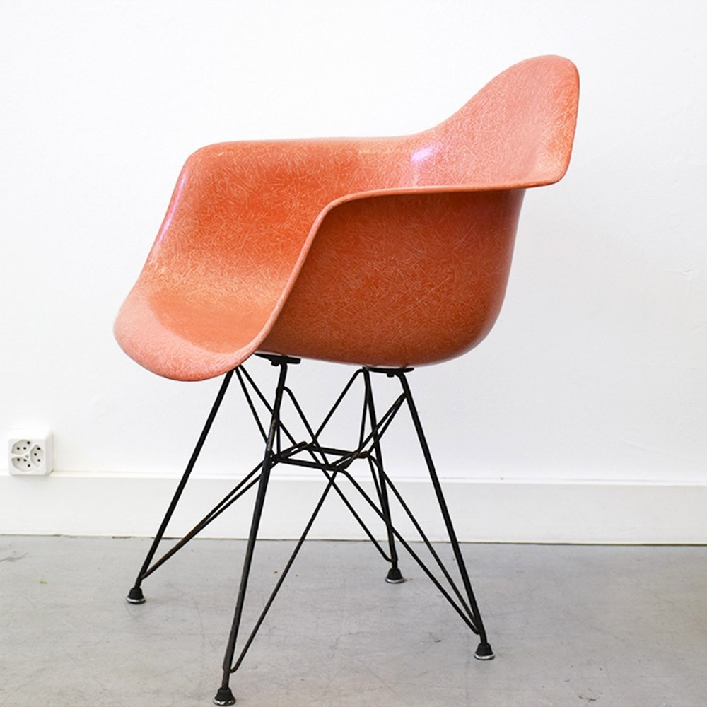 Eames Chair Dar Second Generation Zenith Dar Armchair By Charles Ray Eames 1948 50