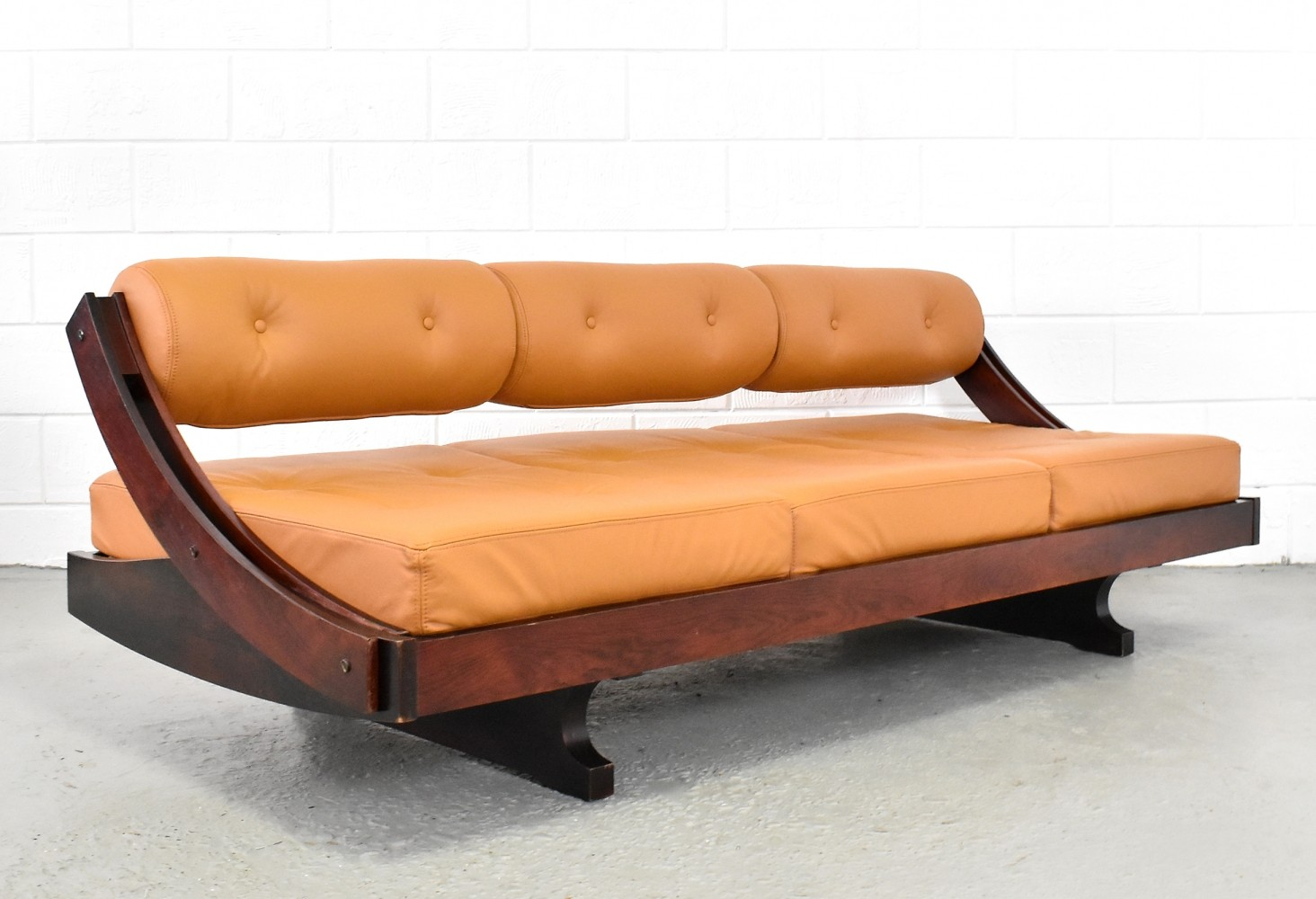 Sofa Gianni Gs195 Sofa By Gianni Songia For Sormani, 1980s | #83253