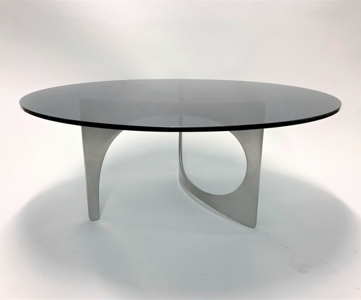 Sculptural Coffee Tables Vintage Sculptural Coffee Table By Knut Hesterberg 1960s