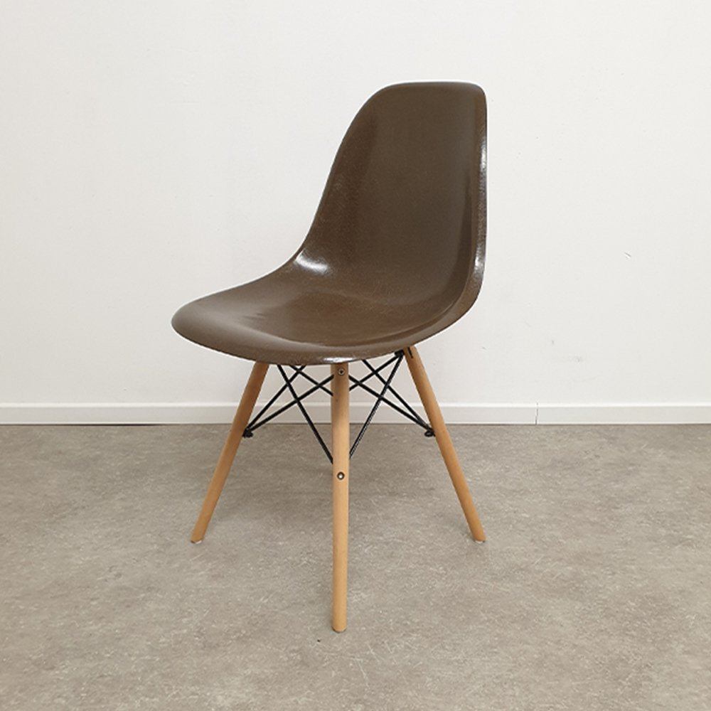 Ray And Charles Eames Ray Charles Eames For Herman Miller Chocolate Brown Dsw