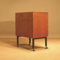 Rolling Bar cabinet, 1960s | #9203