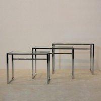 IKEA nesting table, 1960s | #43940