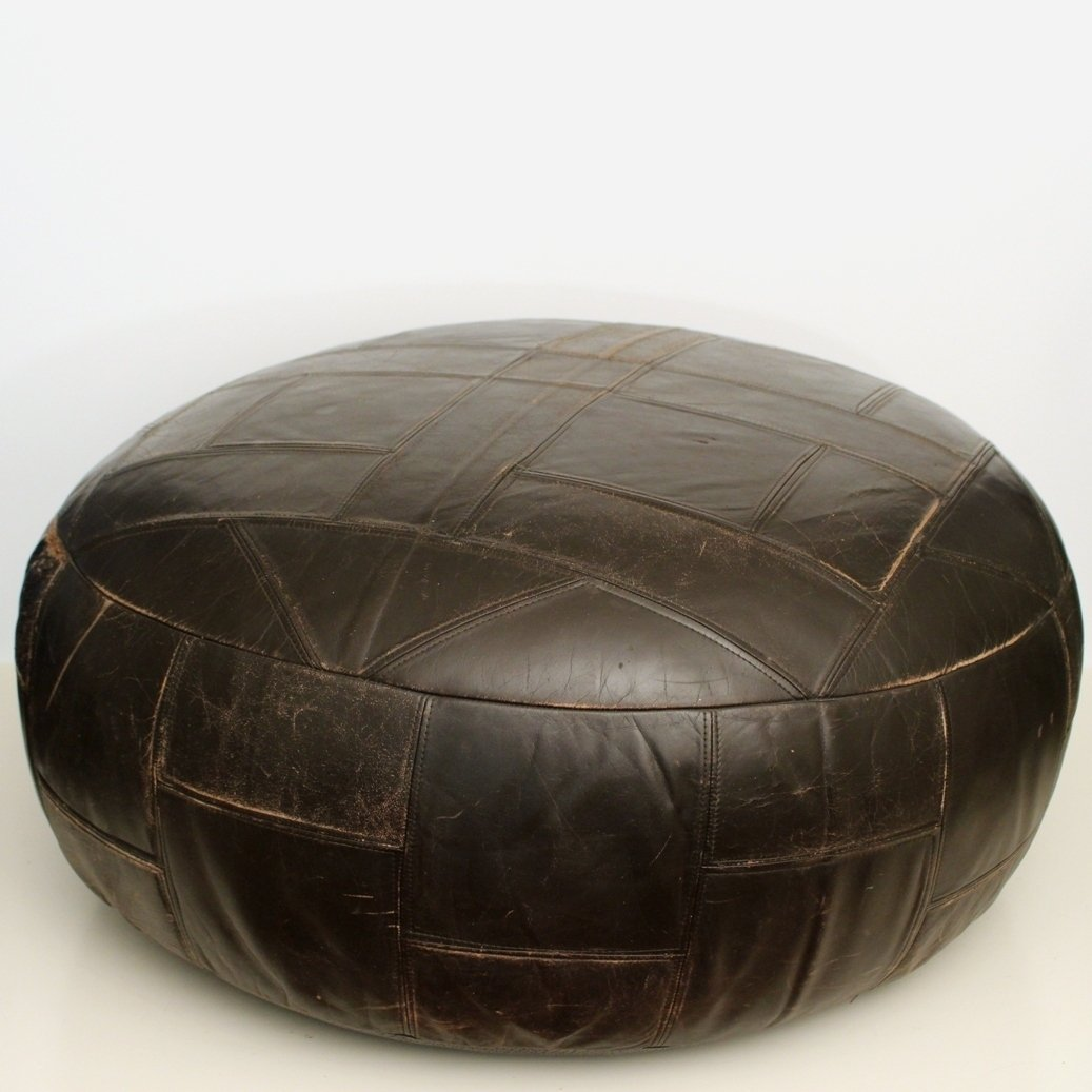 Pouf Xxl Pouf Xxl Stool From The Sixties By Unknown Designer For