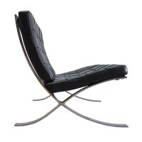 Vintage Knoll International Barcelona chair by Ludwig Mies ...