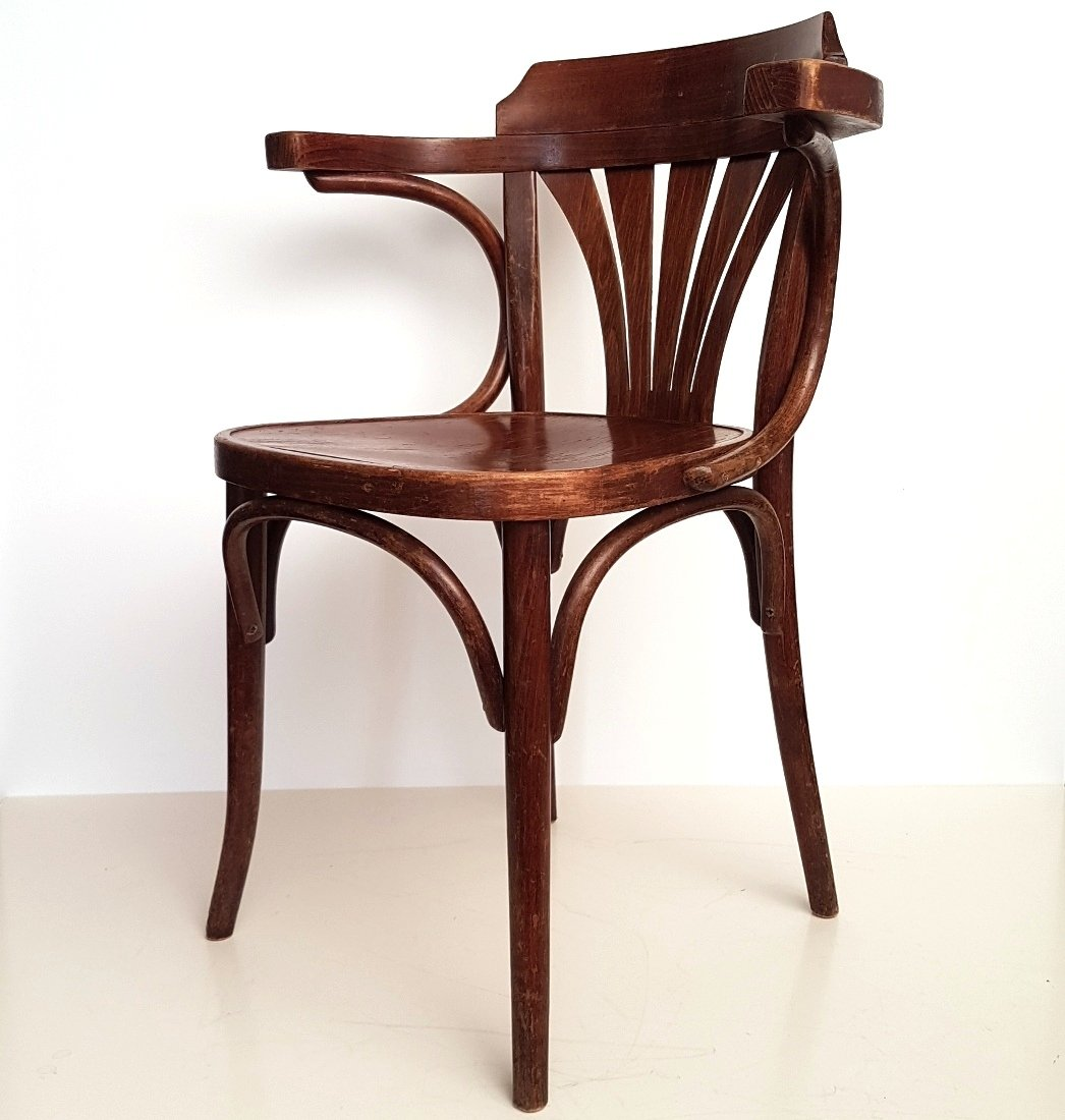 Thonet Michael 11 X B25 Bentwood Dining Chair By Michael Thonet For