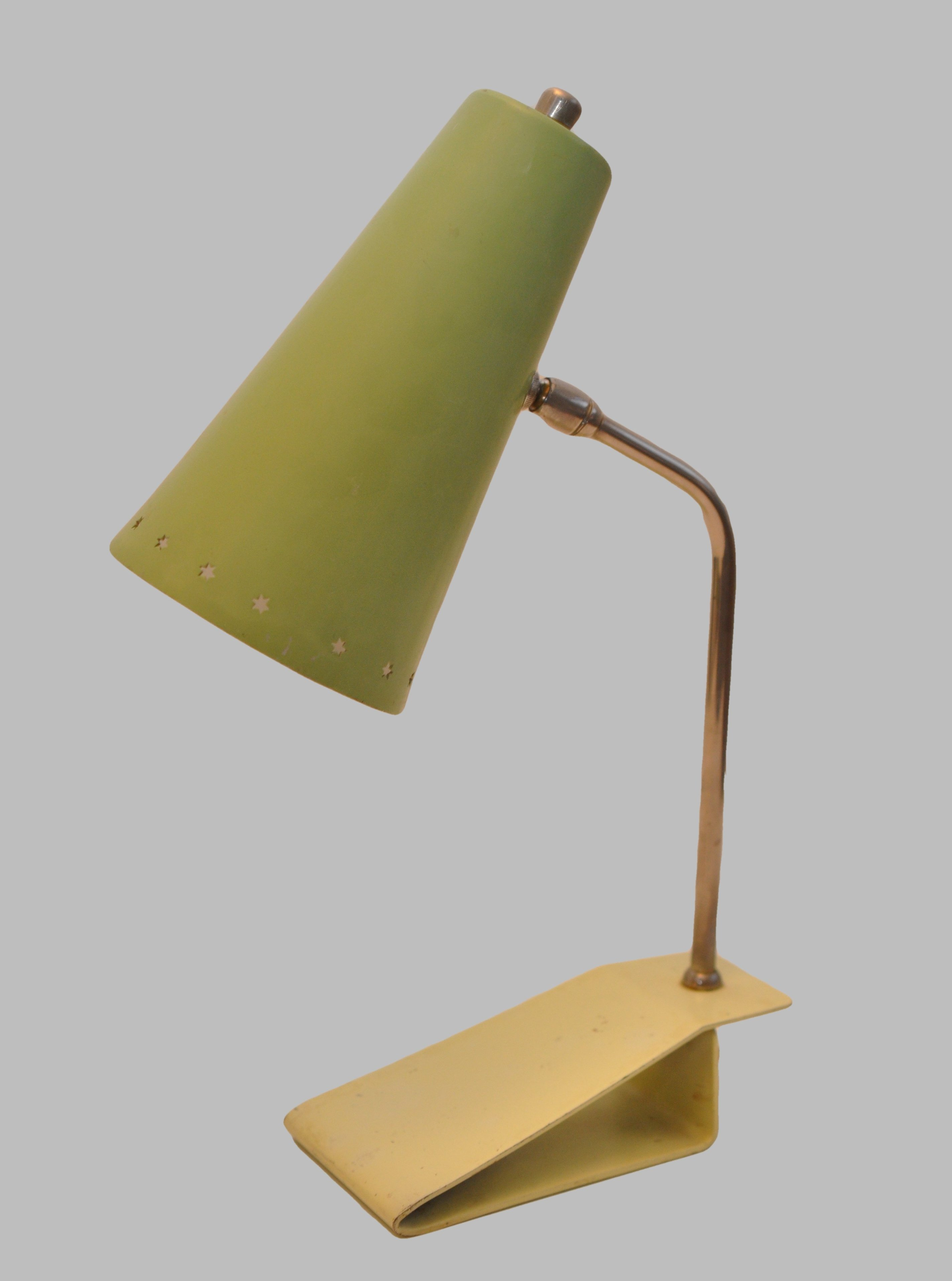 Bureaulamp Anvia Desk Lamp By J Hoogervorst For Anvia Almelo 1950s 74839