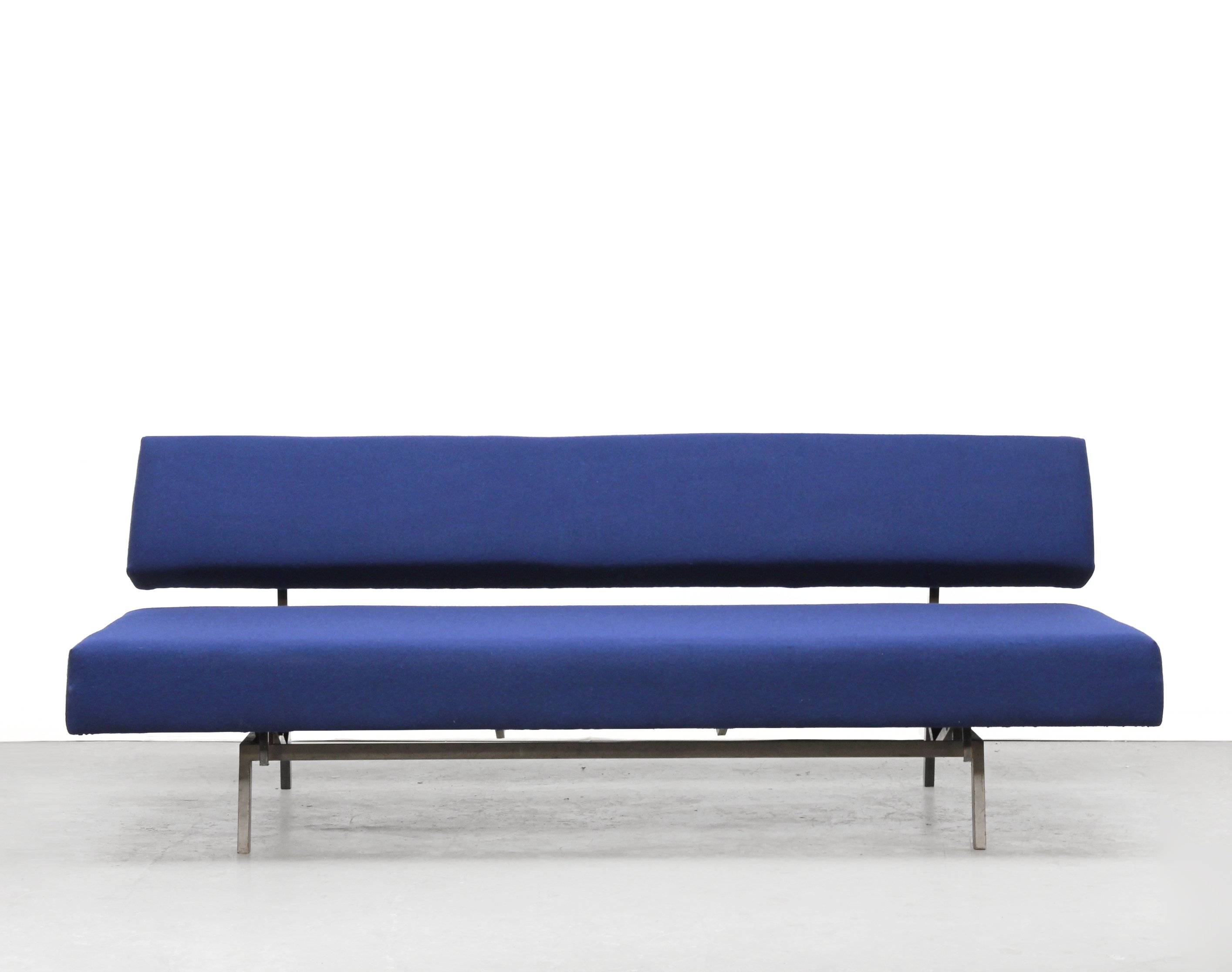 Bettsofa Vintage Vintage Minimalist Dutch Design Sofa Bed 85660