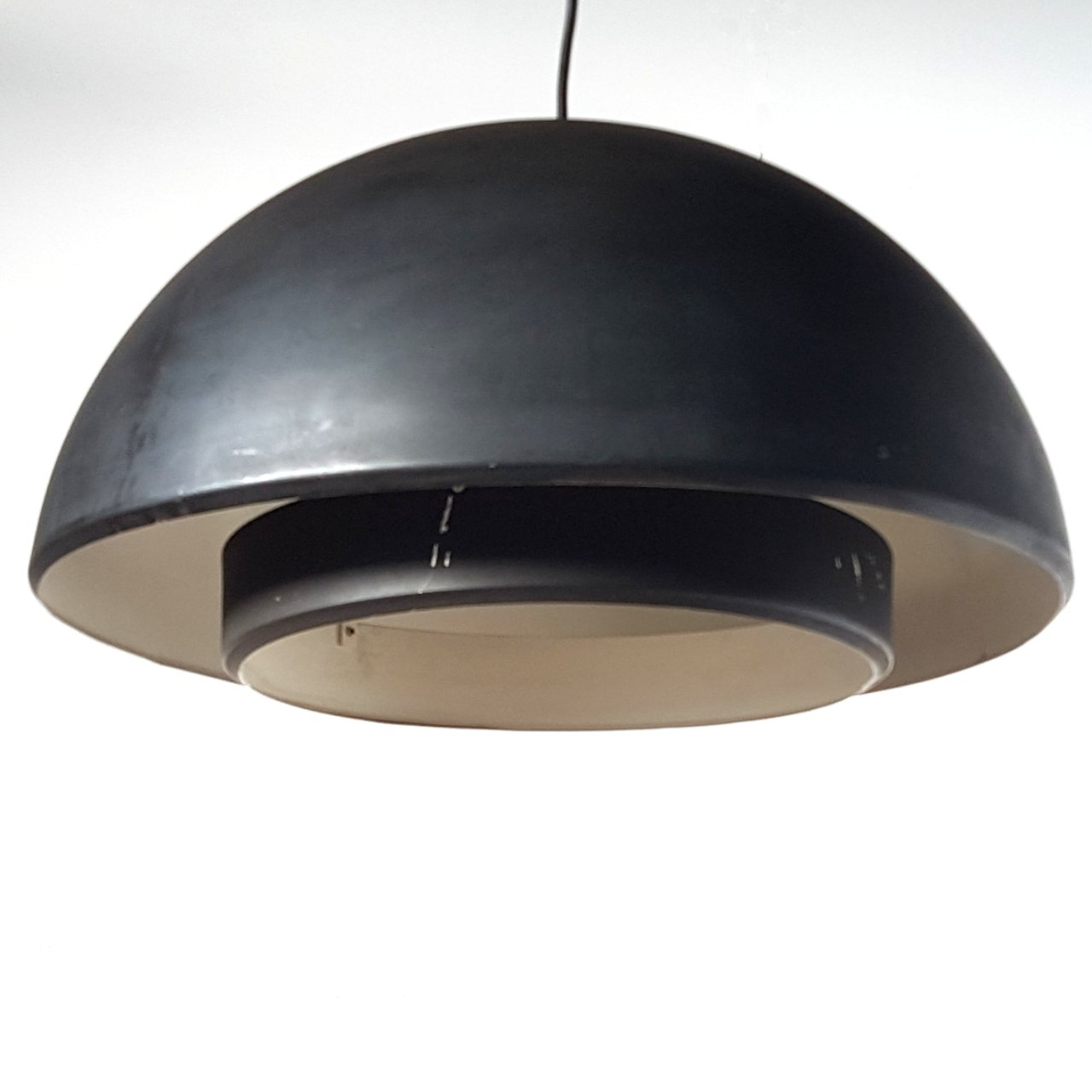 Design Lampen Minimalist Metal Dutch Design Pendant Lamp By Dijkstra Lampen 1960s