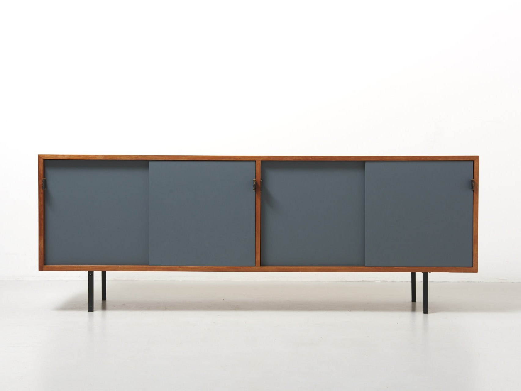 Knoll International 2 X Sideboard By Florence Knoll For Knoll International 1960s