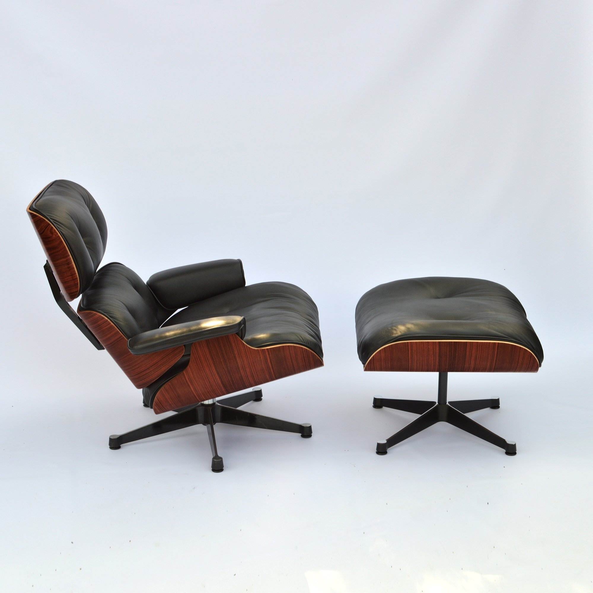 Eames Lounge Chair Zubehör Eames Lounge Chair Ottoman Es670 Es671 By Fehlbaum For Herman Miller