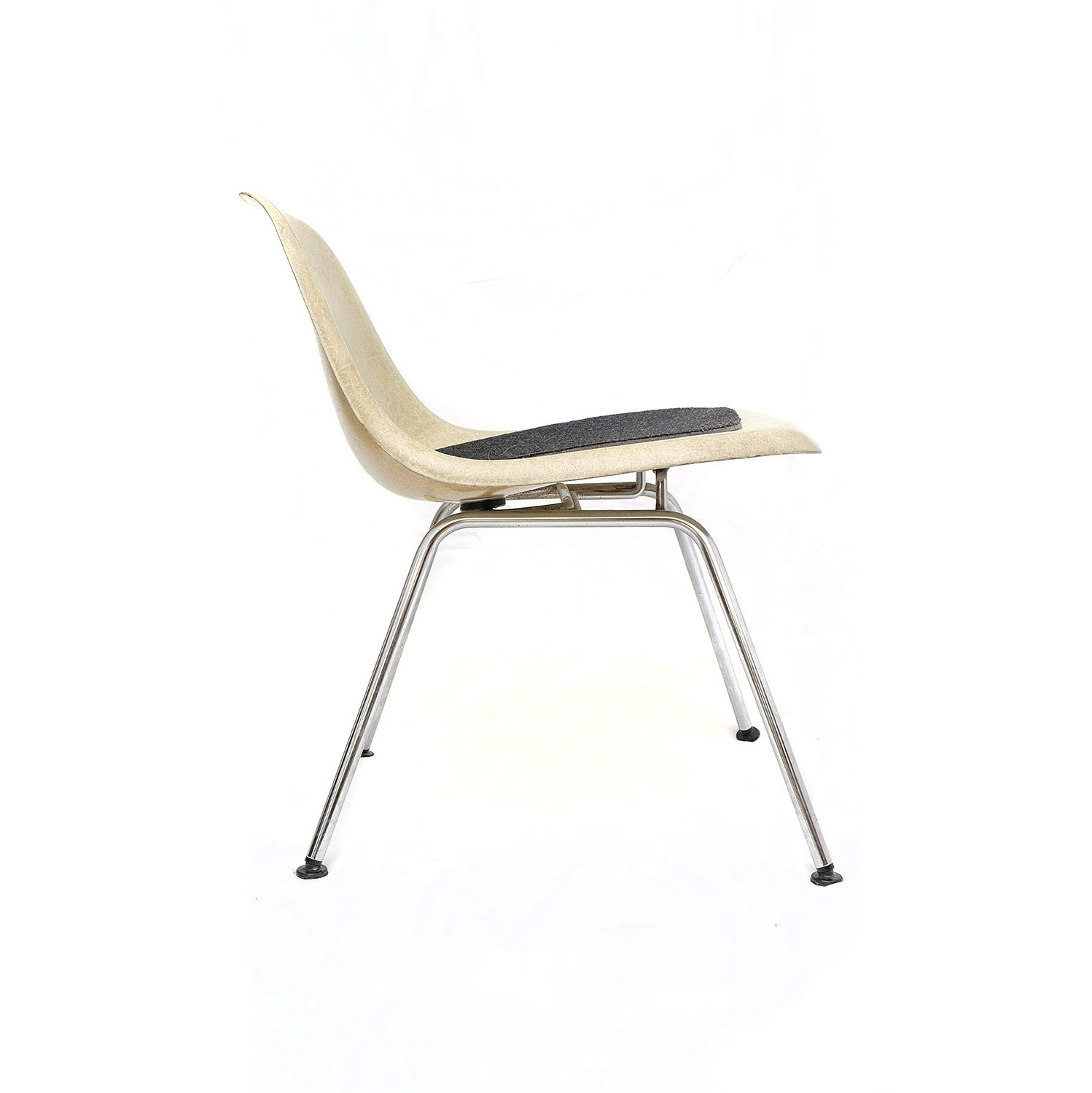 Eames Chair Base Low Back Eames Sidechair On Low H Base