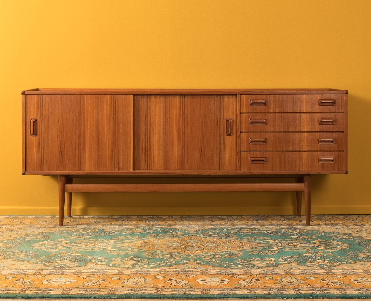 Sideboard By Musterring Germany 1950s 121340