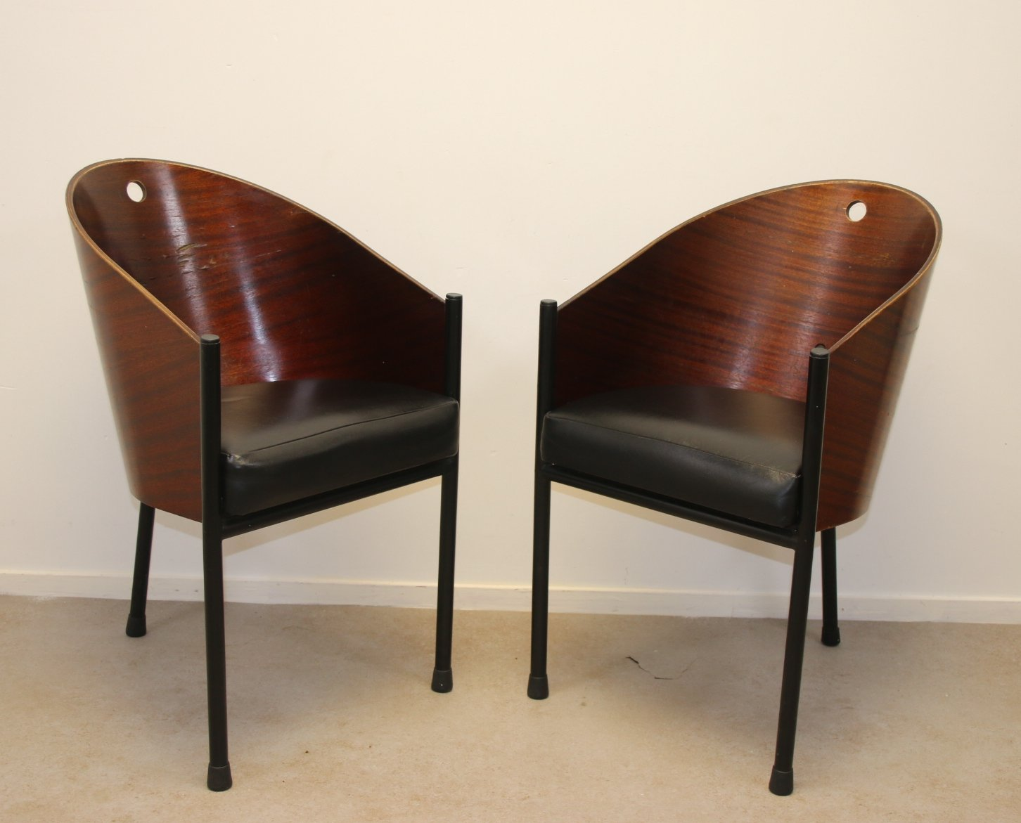 Pair Of Costes Chairs By Philippe Starck 123630