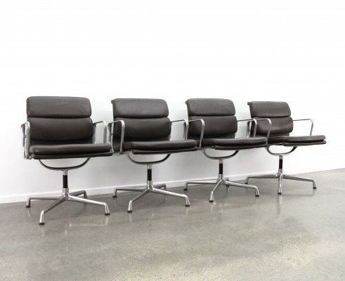 8 X Ea108 Hopsak Office Chair By Charles Ray Eames For