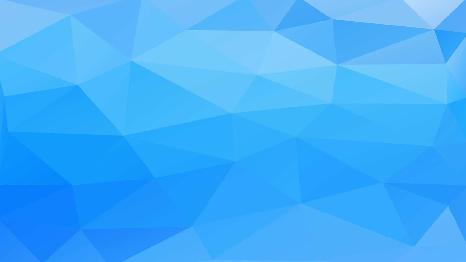 Iphone 5 Wallpaper Cool Pattern Polygon 3d Blue Wallpaper Sc Desktop