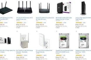 Up to 40% off select Networking, Storage and Drives accessories
