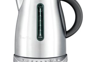 Breville BKE720BSS The Temp Select Electric Kettle, Silver
