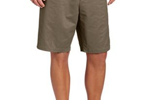 Dockers Men's Perfect Short D3 Classic-Fit Pleated Short